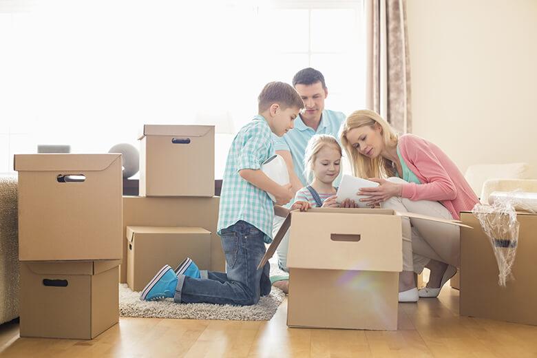 Local Moving Dallas Movers