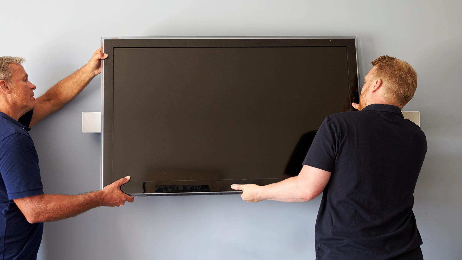 TV Installation in Dallas
